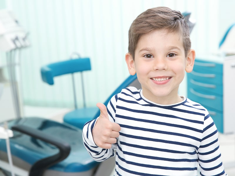 The importance of good oral hygiene in childhood